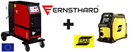 Ernsthard 503 AC/DC REBEL EMP 215ic - TIG dubbelstroom
